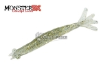 Isca Artificial Monster 3X X-Solid Soft Bait (Unitário)