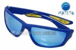 d39140dfc Óculos Polarizado Matuto 29031PL Lente Azul Espelhada