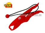 Alicate Sun Fishing Pega Peixe (Lip Grip) 25 cm - Vermelha