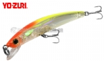 Isca Artificial Yo-Zuri Crystal 3D Minnow F 90