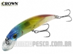 Isca Artificial Crown Alfa Minnow 90 - 9cm 7,5g