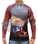Camiseta Esportiva BY Dry - Pirarucu