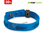 Pulseira de Silicone For Fisher Marlin
