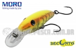 Isca Artificial Moro Deconto Morinho Semi Deep Hook - 6cm 5,5g