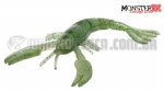 Isca Artificial Monster 3X Slow Crab 9 cm