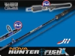 Vara Marine Sports Hunter Fish X p/ Carretilha HFX-C531M 10-20 lb