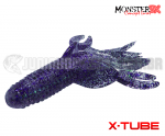 Isca Artificial Monster 3X X-Tube - 9,5cm
