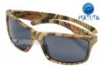 303481d39 Óculos Polarizado Matuto 61807PL Camuflado Amarelo c/ Lente Fumê