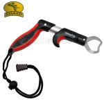 Alicate Lizard Fishing Pega Peixe Alumínio Black/Red 649B