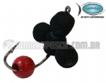 Anteninha Artificial JR Neto - Black Fishing News