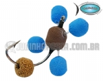Anteninha Artificial JR Neto - Star Blue