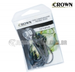 Anzol Crown Octopus Black