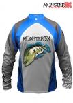 Camiseta Monster 3X New Fish 03 - Tucunaré