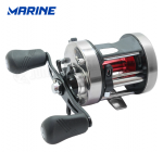 Carretilha Marine Sports Caster Power 400 HI (Direita)