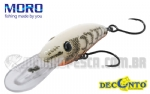 Isca Artificial Moro Deconto Morinho Deep Hook - 6cm 6g
