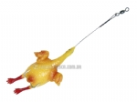 Isca Artificial Frango Soft Bait (Franguinho)