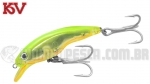 Isca Artificial KV Guarú Float - 8cm 11g