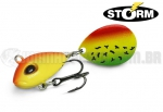 Isca Artificial Storm Gomoku Spin (Sinking) - 6,1cm 16g