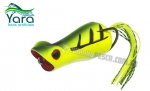 Isca Artificial Yara Crazy Popper (Sapo) - 6cm 13g