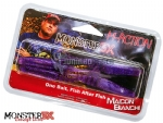 Isca Artificial Monster 3X M-Action Soft Bait (Pacote c/ 4 unidades)