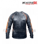 Camiseta Monster 3X M-Action 01