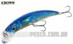Isca Artificial Crown Alfa Minnow 110 - 11cm 13g