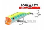 Isca Artificial Borboleta Stick Popper - 9cm 14g