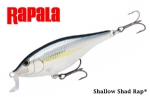 Isca Artificial Rapala Shallow Shad Rap SSR-7