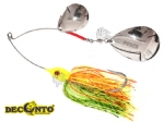 Isca Artificial Deconto Spinner Bait Colorado 6/0 - 30 g